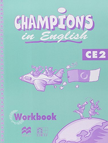 Champions in English CE2 / Livret d'activités (Cameroun/Panaf)