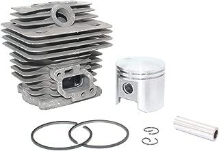 P SeekPro Cylinder Piston Kit 42mm for Echo Shindaiwa CLS4600 CLS4610 SRM4600 SRM4605 RM460 RM465 PN P021015771 10101145230 10101147530 10000043231 P021015770