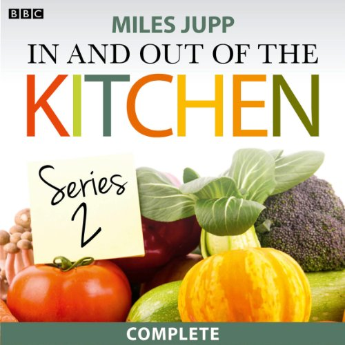 In and Out of the Kitchen: Series 2 audiobook cover art