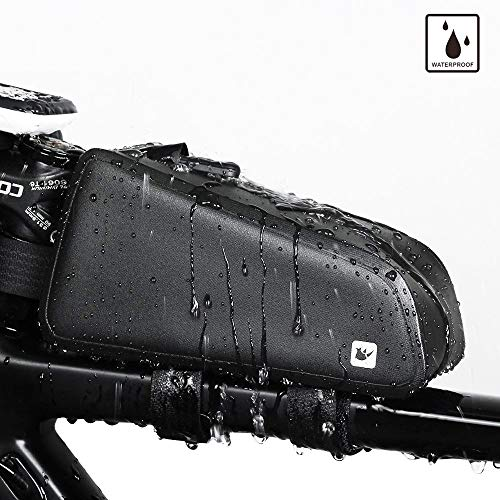 Rhinowalk Bike Bag Bike Top Tube Bag Bike Frame Bag Stable Bicycle Frame Bag Bicycle Bag Professional Cycling Accessories