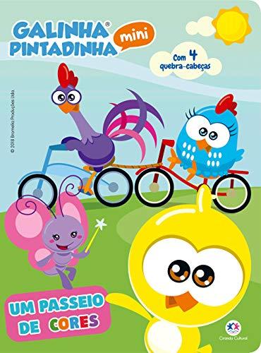 Galinha Pintadinha Mini - Um passeio de cores: Um passeio de cores