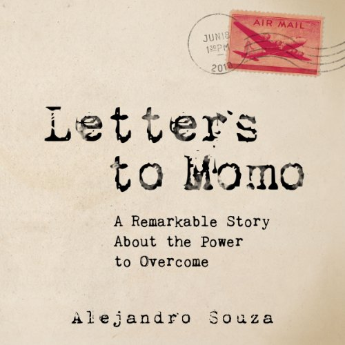 Letters to Momo audiobook cover art