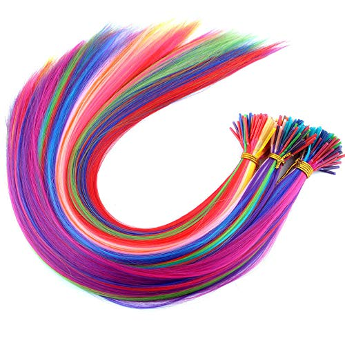 Huaviewin Synthetic Feather Extensions Silicone