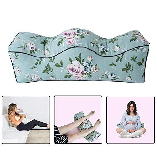 Ausomely Orthopädisches Kniekissen für Seitenschläfer, Memory-Schaum Beinkissen zum Schlafen,sorgt für Druckentlastung & gegen Gelenk, Rücken, Bein, Hüfteschmerzen