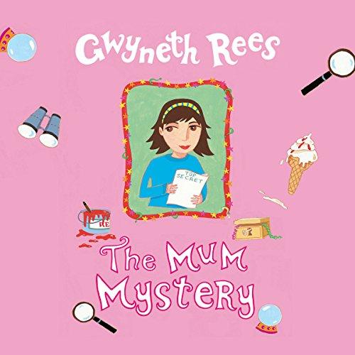 The Mum Mystery audiobook cover art