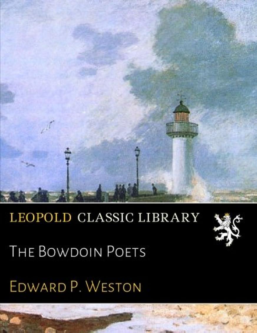 見出しスーツケース共和国The Bowdoin Poets