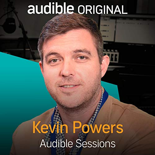 Kevin Powers cover art
