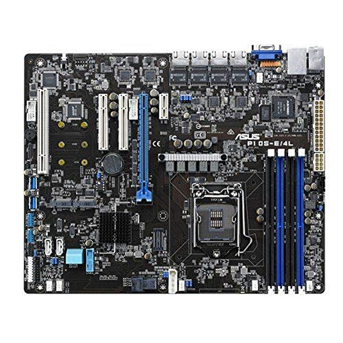 Asus P10S-E/4L - Scheda madre server Intel C236 ATX Socket 1151