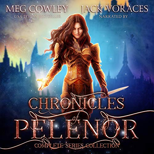 Couverture de Chronicles of Pelenor