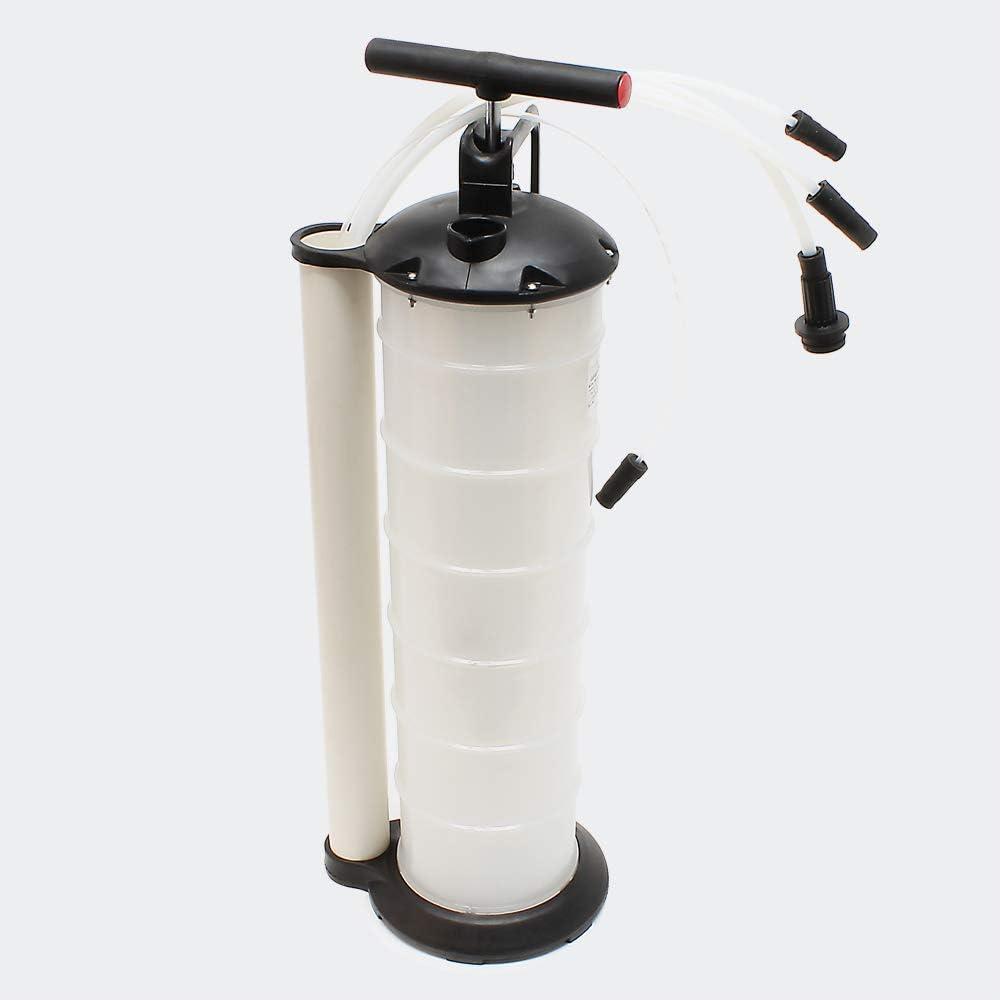 Bomba de aspiración de aceite Bomba de aspiración de líquido Bomba manual de 7 l Bomba de cambio de aceite