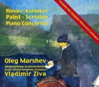 Three Russian Piano Concertos by Pabst (2008-06-17)