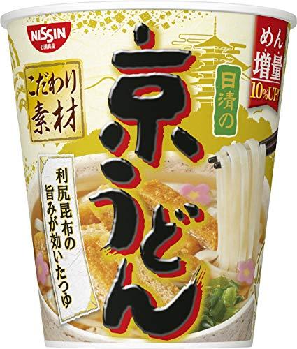 日清食品 京うどん 69g×20個