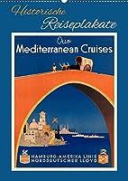 Historische Reiseplakate (Wandkalender 2022 DIN A2 hoch): Kunstvoll gestaltete Reiseposter aus der Zeit 1920-1950 (Monatskalender, 14 Seiten )
