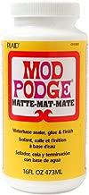 16 Ounces Mod Podge Matte Finish CS11302