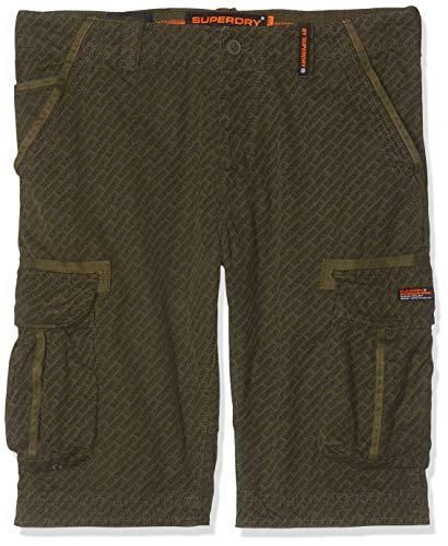 Superdry Core Cargo Lite Short Pantalones Cortos para Hombre