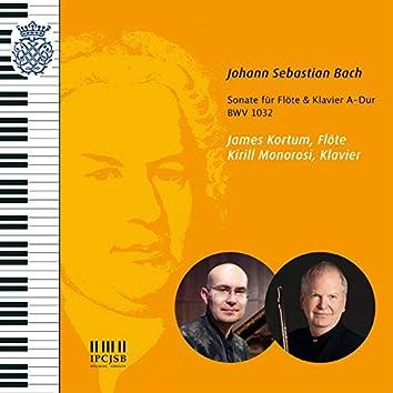 J. S. Bach: Sonate für Flöte & Klavier in A-Dur, BWV1032