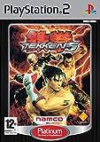 Sony Tekken 5 Platinum, PS2 PlayStation 2 vídeo - Juego (PS2,...
