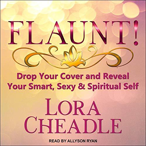 Flaunt! audiobook cover art