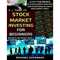 Deals on Stock Market Investing For Beginners: Learn The Basics Kindle