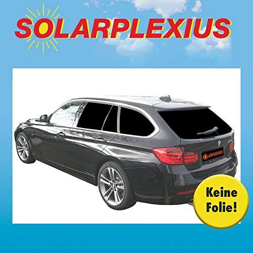 AUTO-PROTEZIONE SOLARE VW CADDY III 1x LUNOTTO BJ 03-15 DISCHI Tinta