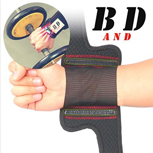 Blink&Dream zwei Neue Generation handgelenk bandagen fitness für handschuhe boxen Bodybuilding push up booty band armband bandage trainingshandschuhe wrist wraps zughilfen krafttraining bänder sport
