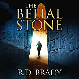 The Belial Stone cover art