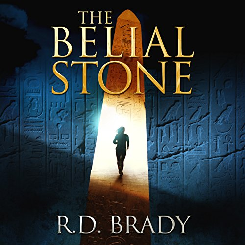The Belial Stone audiobook cover art