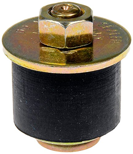 Dorman - Autograde 570-005.1 Rubber Expansion Plug 1 In. - Size Range 1 In. - 1-1/8 In.