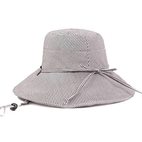 ASR Basin Cap Visierkappe, Frauen Sonnenhut für Strand, Camping, Wandern, Tourismus, Golf, Joggen, Laufen. Faltbare Bucket Hat (B)