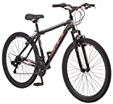 27.5' Mens Excursion Mountain Bike with 21-speed Twist Shifters