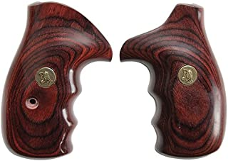 smith and wesson 686 wood grips