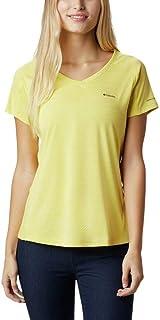 Columbia Anytime Casual Stretch Shirt Maglietta da Escursionismo Donna