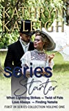 Series Starter: Four Sweet Historical and Time Travel Romance Series Starters (First in Series Collection)