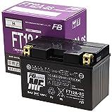 FURUKAWA 古河電池 シールド型 バイク用バッテリー FT12A-BS