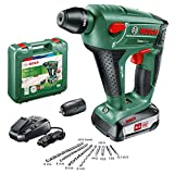 Perforateur sans fil Bosch - UneoMaxx (Livré avec 1 Batterie 18V-2,5Ah, Système...