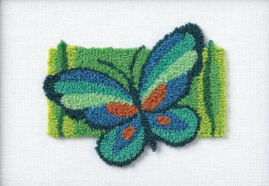 Dimensions Needlecrafts Punch Needle, Butterfly Fancy