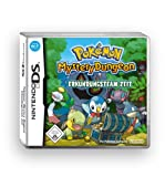 Pokémon Mystery Dungeon: Erkundungsteam Zeit [Edizione: Germania]