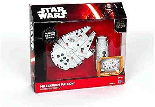Ahorre 35% - 70% de descuento LIBERAONLINE Star Wars EP.7millennum Falcon Radio comandato Juguete Juegos Juegos Juegos Idea Regalo Navidad   AG17  ventas directas de fábrica