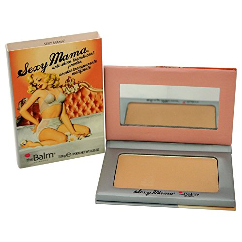 The Balm Sexy Mama Translucent Puder Compacts, 1er Pack (1 x 7.08 g)
