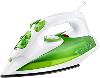 Clothes steamer Home Hand-held Hanging Machine Small Steam Ironing Clothes Machine ZHAOSHUNLI (Color : Green)