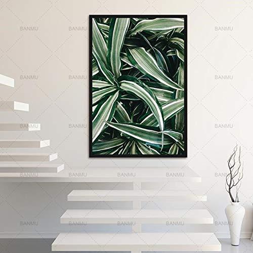 Wandkunst Bild HD Neues Produkt Druck Art Blatt Leinwand Ölgemälde Leinwand Inneneinrichtung Druck Wohnzimmer Bild ohne Rahmen A12 30x40cm