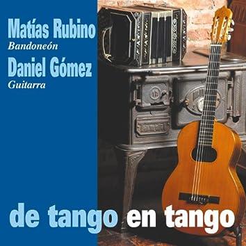 De Tango En Tango
