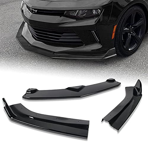 New Free Shipping Stay Tuned Performance PU 504 PBK Painted Black ZL1 Front Style Quality inspection