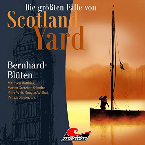Bernhard-Blüten audiobook cover art