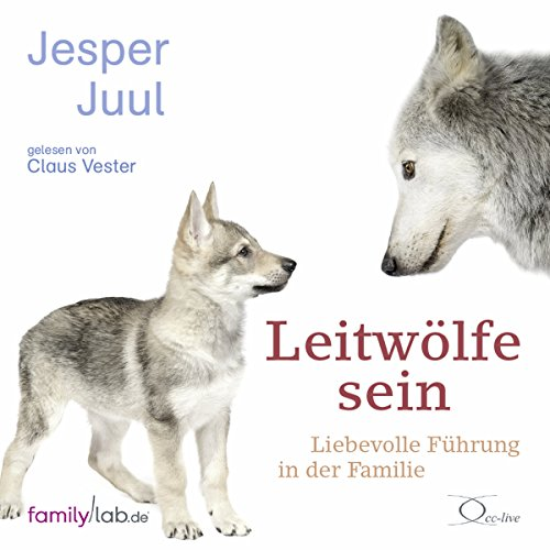 Leitwölfe sein audiobook cover art