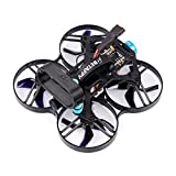BETAFPV Beta85X V2 Frsky LBT Pusher Whoop Drone with F4 AIO 12A FC 5000KV 1105 Motor M02 VTX EOSV2 FPV Camera for...
