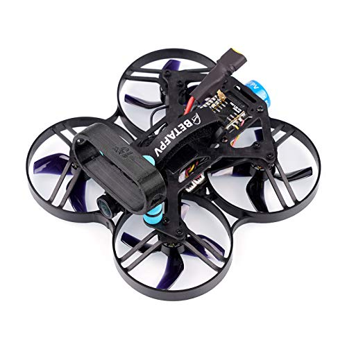 BETAFPV Beta85X V2 TBS Crossfire Pusher Whoop Drone with F4 AIO 12A FC 5000KV 1105 Motor M02 VTX EOSV2 FPV Camera for Insta360 Go Naked GoPro Hero6/7 FPV Filming Cinewhoop Freestyle Racing