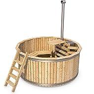 Wooden Outdoor Jacuzzi Swimming Diameter