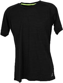 T-shirt Rukka Svega Lady AWS Dry fonction shirt rouge taille 42 manches courtes shirt