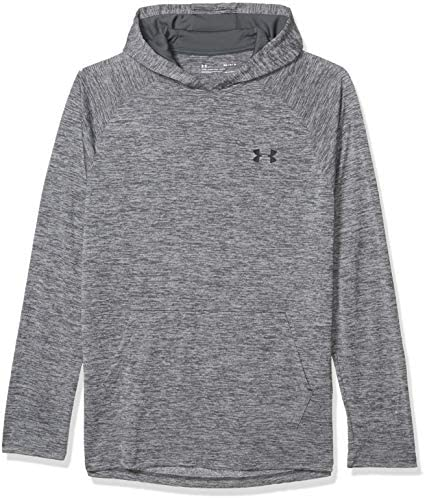 Under Armour Men s Tech 2 0 Hoodie Pitch Gray 013 Black XX Large product image